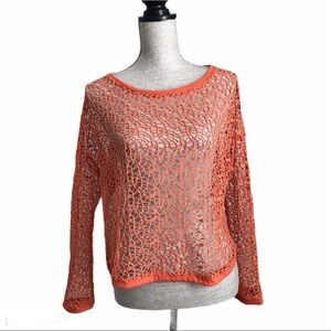 Love Culture Dolman Sleeve Cover Up Top